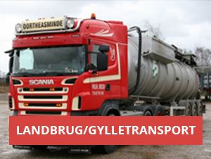 Landbrug/gylletransport